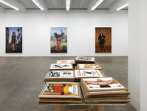 Whose Feminism is it Anyway?, Andrew Kreps Gallery, New YorkFebruary 18 – March 26, 2016