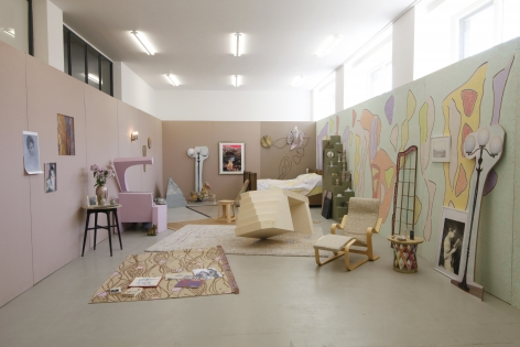 30 Künstler, 30 Räume,Kunstverein Nuremberg, NurembergMarch 17 -June 17, 2012