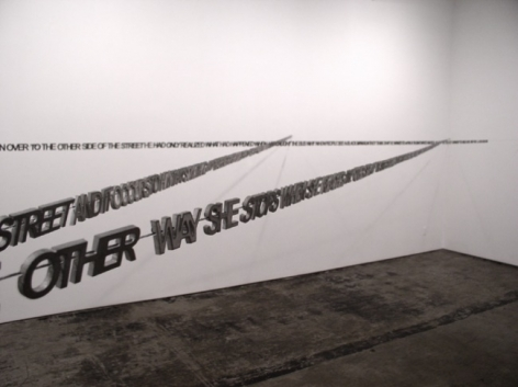 True Story,Andrew Kreps Gallery, March 3 - April 9, 2005