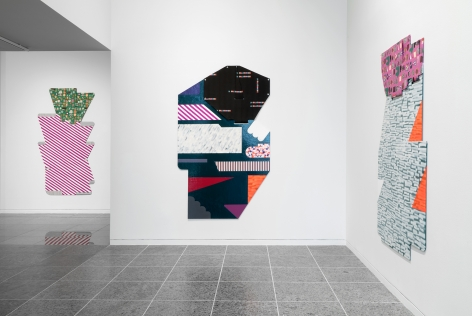 Inherent Structure,Wexner Center for the Arts, Columbus, OHMay 19 – August 12, 2018