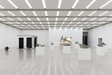 and Materials and Money and Crisis, mumok, Vienna