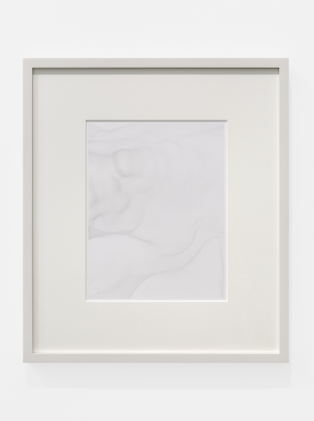 Cheyney ThompsonDrunkInterior(AggregateDeadThing (RedBlueYellow)):2, 2016Silverpoint on clay-coated paper image size: 9 1/4 x 7 1/4 in (23.5 x 18.4 cm); frame: 15 3/4 x 13 3/4 x 3/4 in (40 x 34.9 x 1.9 cm)
