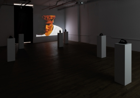 Exhibition view: Kevin Jerome Everson