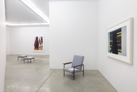 Untitled, Andrew Kreps Gallery, New York, November 3 - December 22, 2012