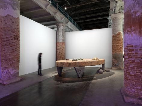 Viva Arte Viva, curated by Christine Macel 57th Venice Biennale