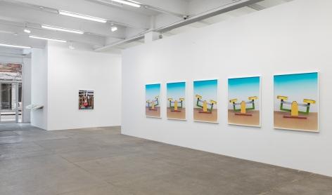 Knots, Andrew Kreps Gallery, New York