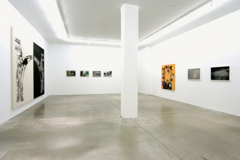 Golarithm, Andrew Kreps Gallery, New York, October 25 - November 24, 2007