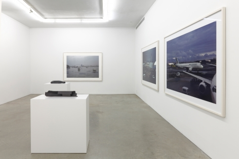 Airports and Extrusions, Andrew Kreps Gallery, New York