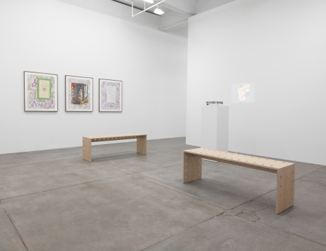 Gustave 2014...,Andrew Kreps Gallery, New York