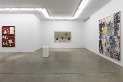 Instead of Being Lucky, Andrew Kreps Gallery, New York, May 8 - June 26, 2010