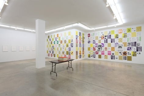 The New Woman's Survival Guide,Andrew Kreps Gallery, New York, October 29 - December 17, 2011