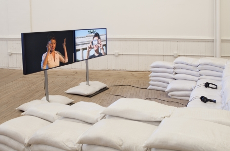 Hito Steyerl, Artists Space, New York, March 8 - May 24, 2015