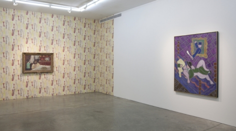 Interiors, Andrew Kreps Gallery, New York, January 14 - February 11, 2012