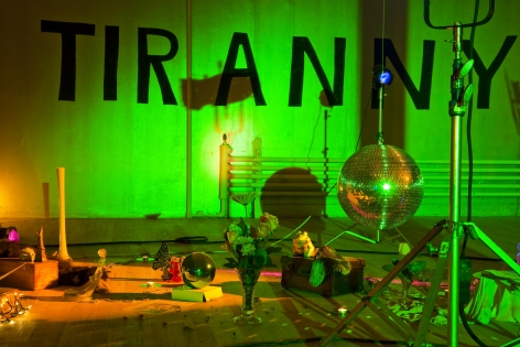 Enough Tiranny Recalled, 1972-2009, Artists Space, New York