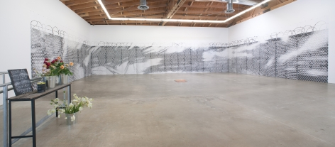 The Political Landscape, Susanne Vielmetter Los Angeles Projects, Culver City