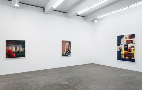 Roe Ethridge, Installation view