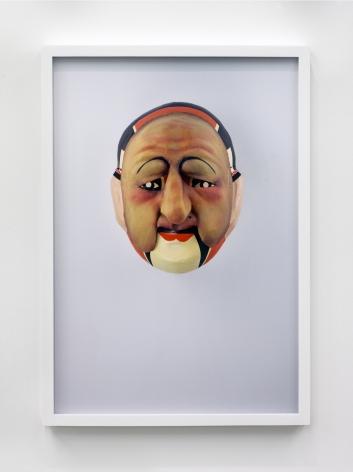 Jamie Isenstein Masks Wearing Masks (Chinese Opera Old Lady), 2015