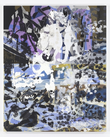 Pádraig Timoney Untitled (Muse Sentence), 2013