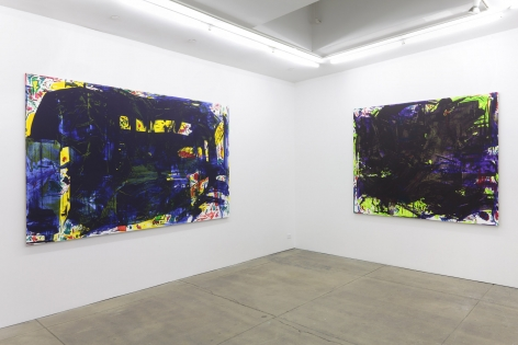 Sometimes Some Pictures Somewhere, Andrew Kreps Gallery, New York, May 19 - June 30, 2012