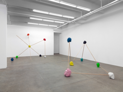 On the other side of tomorrow, Andrew Kreps Gallery, New York, NY