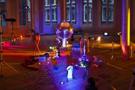 Enough Tiranny Recalled, 1972-2009,Artists Space, New YorkSeptember 29 -November 14, 2009