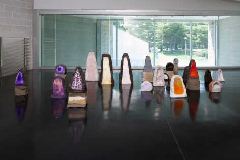 Opener 28 Erika Verzutti: Mineral,Tang Museum at Skidmore College, Saratoga Springs, NY
