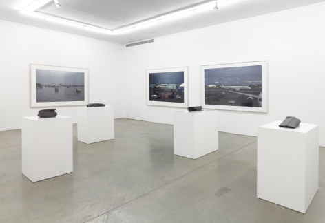 Airports and Extrusions, Andrew Kreps Gallery, New York, September 13 - October 27, 2012