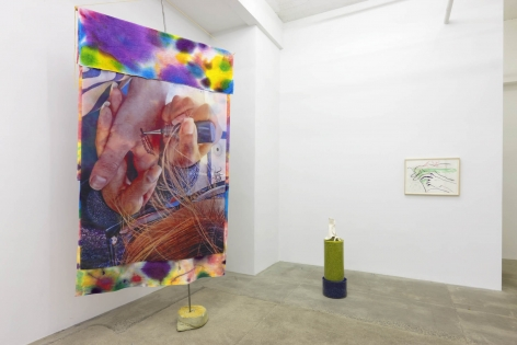 Earth Minutes, Andrew Kreps Gallery, New York