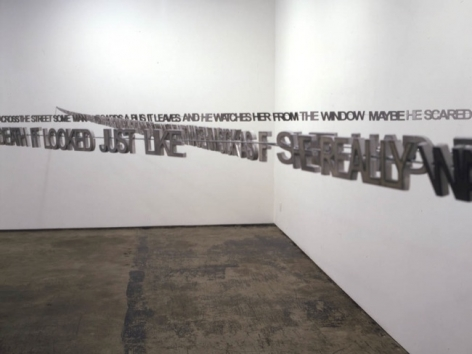 True Story, Andrew Kreps Gallery, March 3 - April 9, 2005