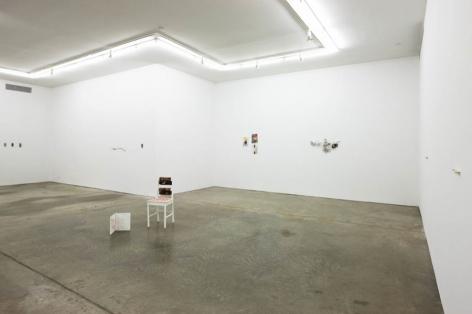 Optical Research,Andrew Kreps Gallery, New York, September 10 - October 17, 2009