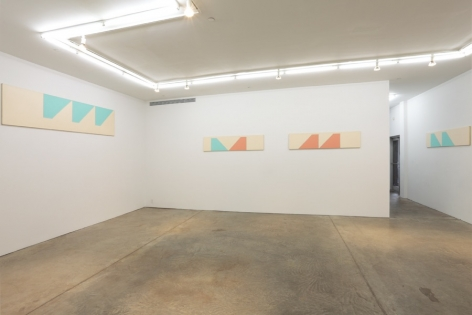 91,Andrew Kreps Gallery, New York, January 8 - February 12, 2011