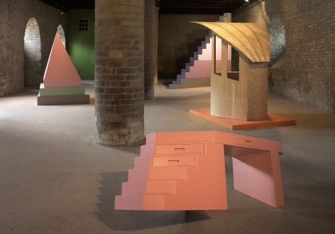 Une Exposition pour Cluny,Ecuries de Saint-Hughes, ClunySeptember 1 -September 28, 2003