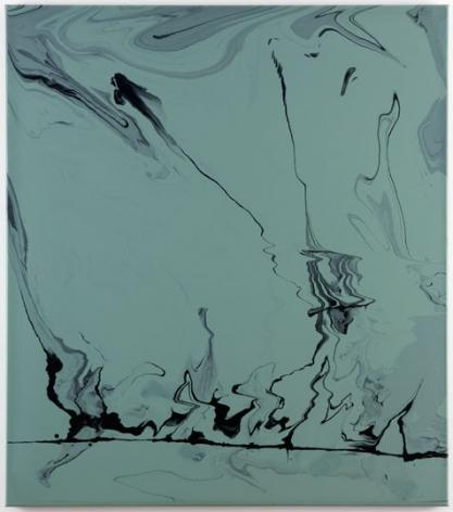 Suburbia 2009 Oil on canvas