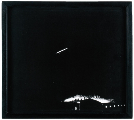 Untitled 1980 Photographic process on paper and articulated photograph