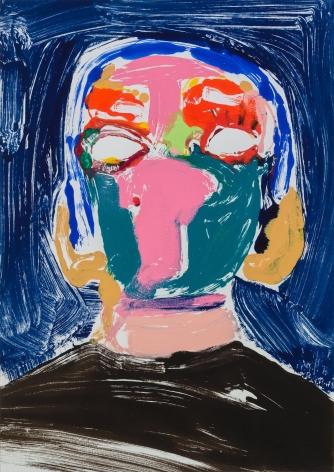 Portrait Head #63