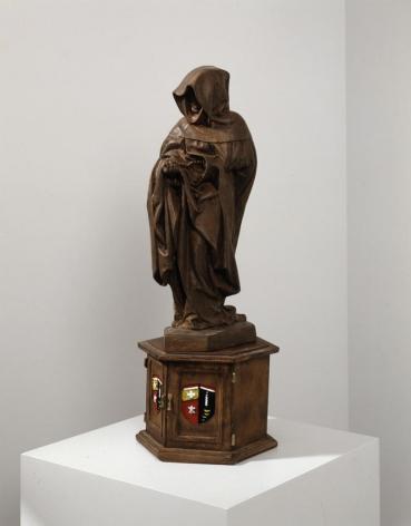Bremen Towne - Maquette for Bremen Towne Monk (Thomas Edmier)