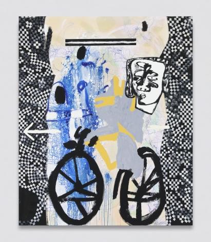 Charline von Heyl, Bicycle Thief