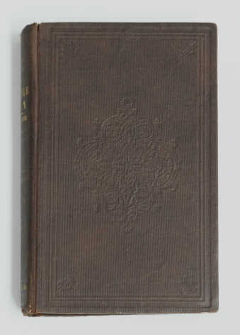 The Marble Faun, Nathanial Hawthorne, First Edition, Published by Ticknor & Co. 1860