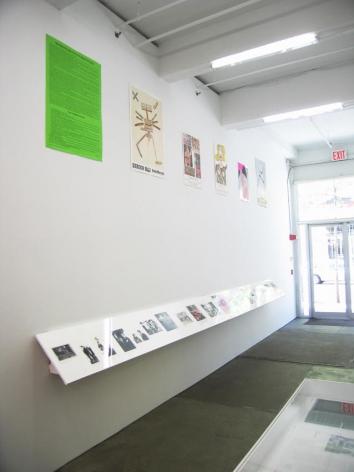 Enrico Baj Installation view