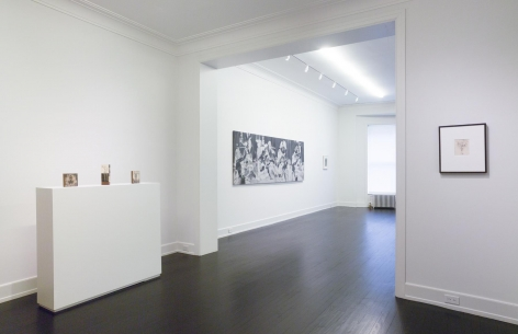 Robert Heinecken Installation view 1