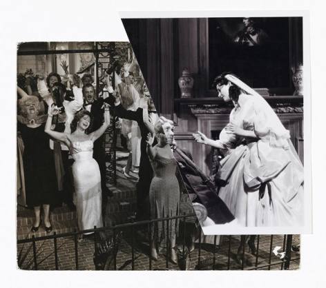 Untitled (Film Still Collage) III