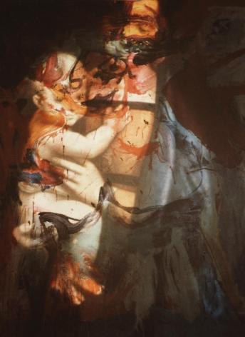 Untitled (de Kooning/Raphael) #1