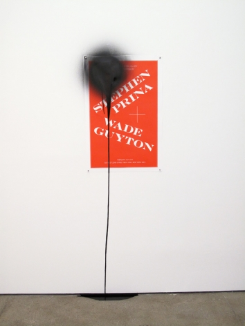 Stephen Prina PUSH COMES TO LOVE, Untitled, 1999-2010