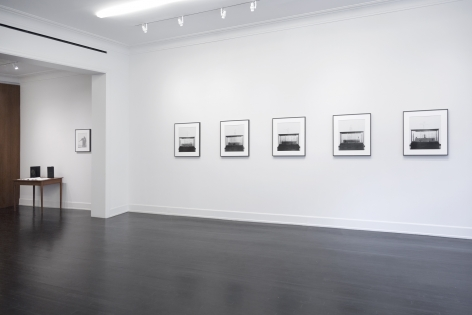 Installation view of A Strange New Beauty, Petzel Gallery, 2020