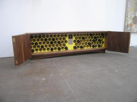 Untitled (wine credenza)