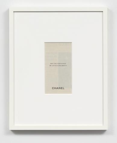 Chanel, 2020