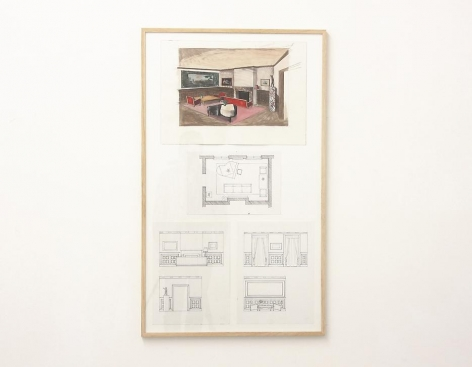 Lucy McKenzie Project for a Nazi Living Room