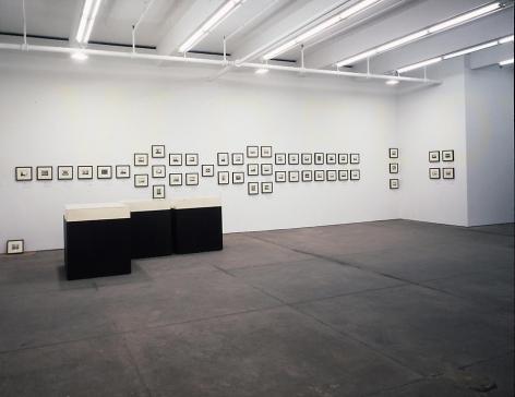 Galerie Max Hetzler, 1991, (Ten Years After)
