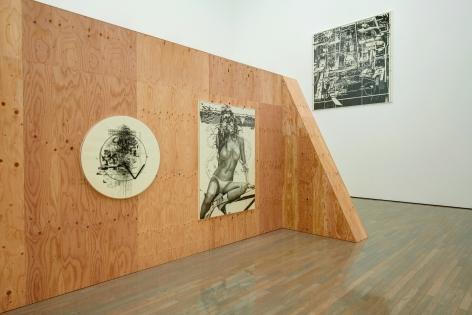 Monolog in the Doom, Museum of Modern Art, Gunma, 2019, Installation view