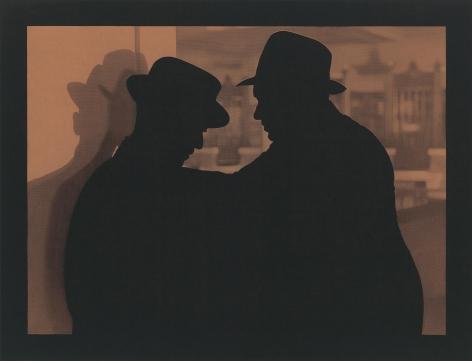 John Stezaker Shadow 2